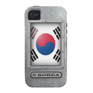 South Korean Steel iPhone 4 Case