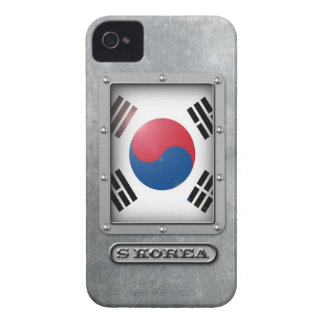 South Korean Steel Case-Mate iPhone 4 Cases