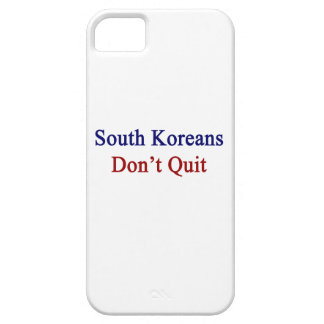 South Koreans Don't Quit iPhone 5 Cases