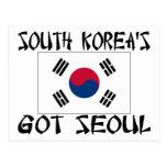South Koreas Got Seoul Post Cards