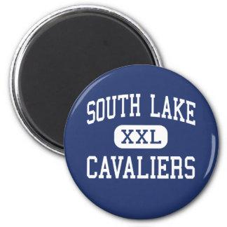 South Lake Cavaliers Saint Clair Shores Refrigerator Magnets
