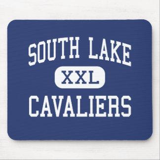 South Lake Cavaliers Saint Clair Shores Mouse Pad