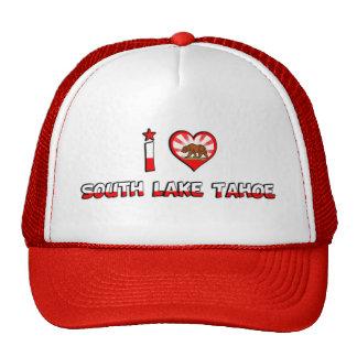 South Lake Tahoe, CA Trucker Hat