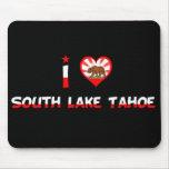 South Lake Tahoe, CA Mouse Pad