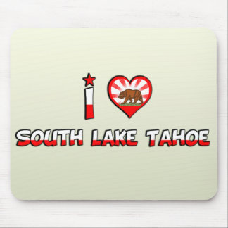 South Lake Tahoe, CA Mouse Pad