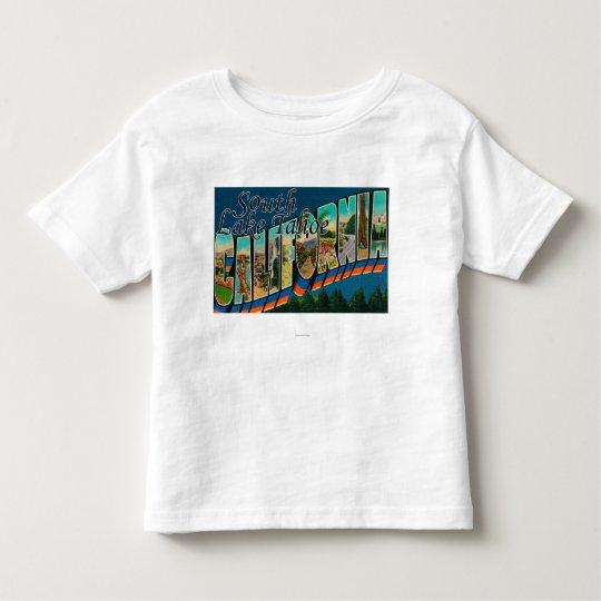 South Lake Tahoe, California Toddler T-shirt