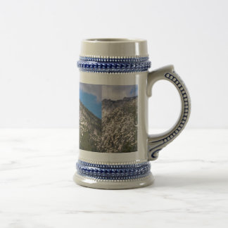 South Lake Tahoe Cascade Mountain Beer Stein