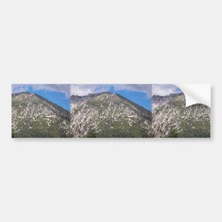 South Lake Tahoe Cascade Mountain Car Bumper Sticker