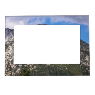 South Lake Tahoe Cascade Mountain Magnetic Frame