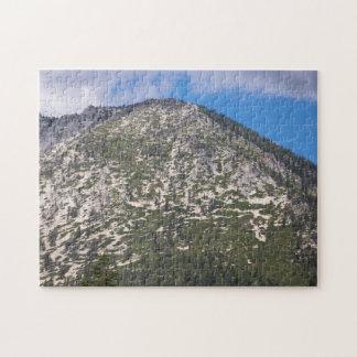 South Lake Tahoe Cascade Mountain Puzzle