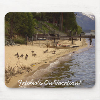 South Lake Tahoe Collection *Mouse Pad Mouse Pad