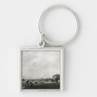 South Matadero  engraved by Maile and Keychains
