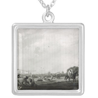 South Matadero  engraved by Maile and Custom Necklace