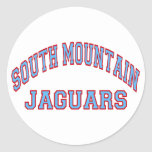 South Mountain Jaguars Stickers