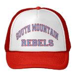 South Mountain Rebels Mesh Hats