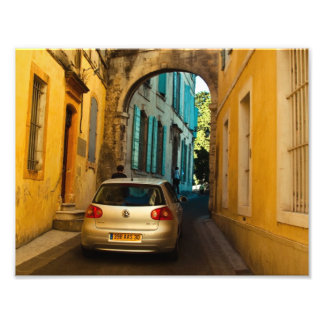 South of France Image Photo Print