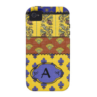 South of France Provencal Style iPhone Case Vibe iPhone 4 Cover