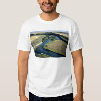 South of Indus, Bow River, Alberta, Canada Tee Shirt