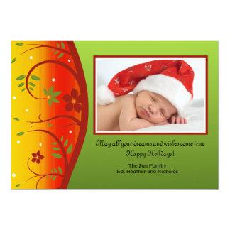 South of the Border - Photo Holiday Card