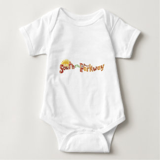 South of the Merritt Parkway Baby Bodysuit