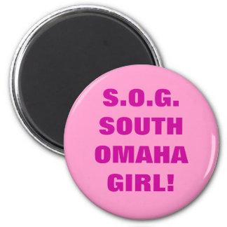 SOUTH OMAHA GIRL MAGNET