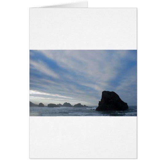South Oregon Coast Card