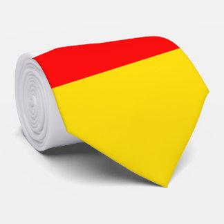 South Ossetia Flag Neck Tie