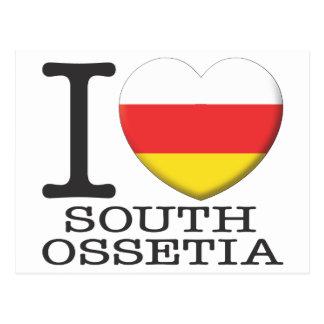 South Ossetia Postcard