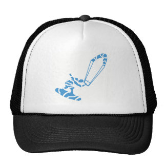 South Pacific Blue Trucker Hat