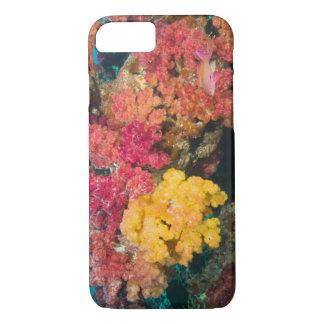 South Pacific, Fiji, Rainbow Reef in Taveuni iPhone 8/7 Case