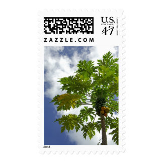 South Pacific, French Polynesia, Moorea. 2 Postage