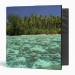 South Pacific, French Polynesia, Moorea 3 Vinyl Binders