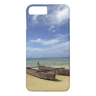 South Pacific, French Polynesia, Moorea. iPhone 7 Plus Case