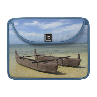 South Pacific French Polynesia Moorea Sleeve For MacBooks
