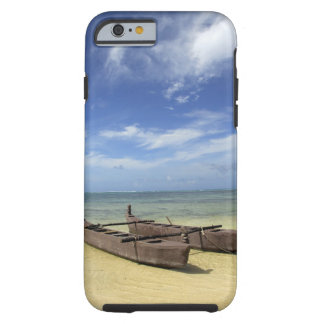 South Pacific, French Polynesia, Moorea. Tough iPhone 6 Case