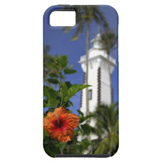 South Pacific, French Polynesia,Tahiti. Hibiscus iPhone SE/5/5s Case