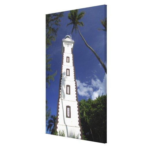 South Pacific, French Polynesia,Tahiti. Venus Stretched Canvas Print