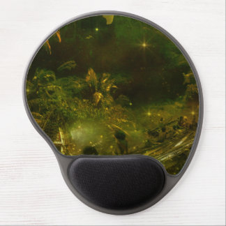 South Pacific Island Paradise Gel Mouse Pad