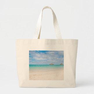 South Pacific - Lanikai Hawaii Canvas Bags
