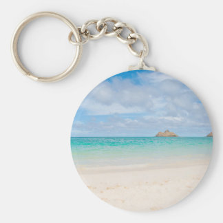 South Pacific - Lanikai Hawaii Key Chain
