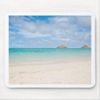 South Pacific - Lanikai Hawaii Mouse Pad