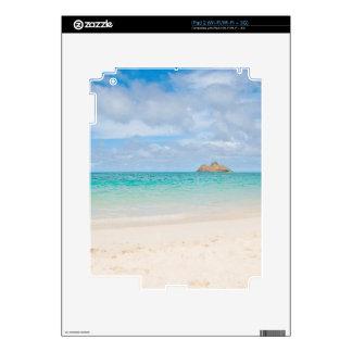 South Pacific - Lanikai Hawaii Skins For The iPad 2