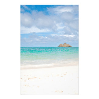 South Pacific - Lanikai Hawaii Stationery