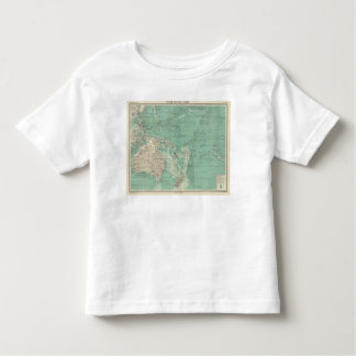South Pacific Ocean Toddler T-shirt