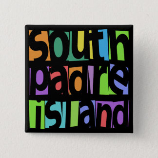 South Padre Island Button