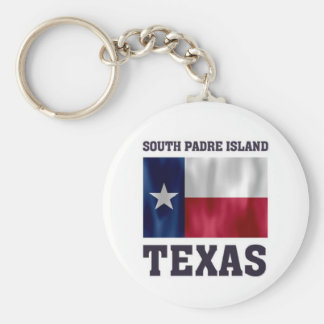 South Padre Island Keychain