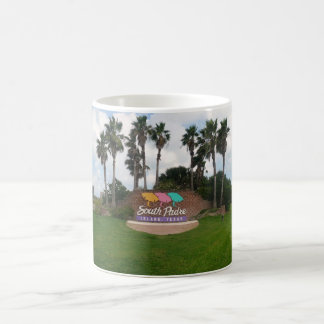 South Padre Island Classic White Coffee Mug