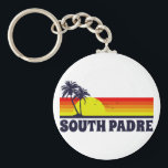 "South Padre Island Texas Keychain<br><div class=""desc"">South Padre Island Beach Texas Vacation gifts</div>"
