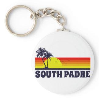 South Padre Island Texas Keychain