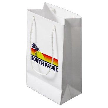 South Padre Island Texas Small Gift Bag